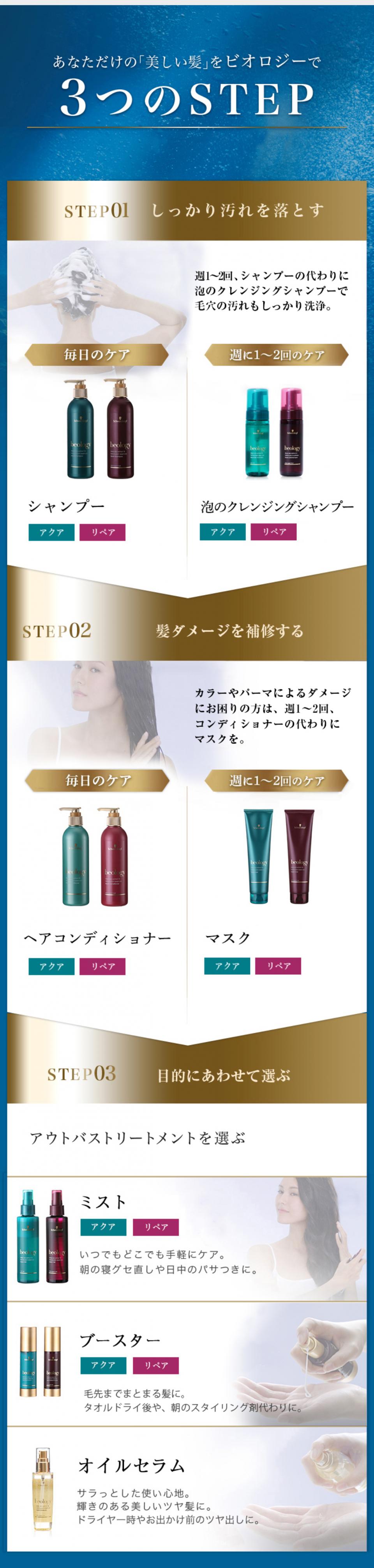 henkelbeauty.jp_landing_page_beology_tr_3steps_(iPhone 6_7_8 Plus)